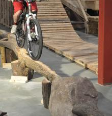 Ray's Indoor Mountain Bike Park